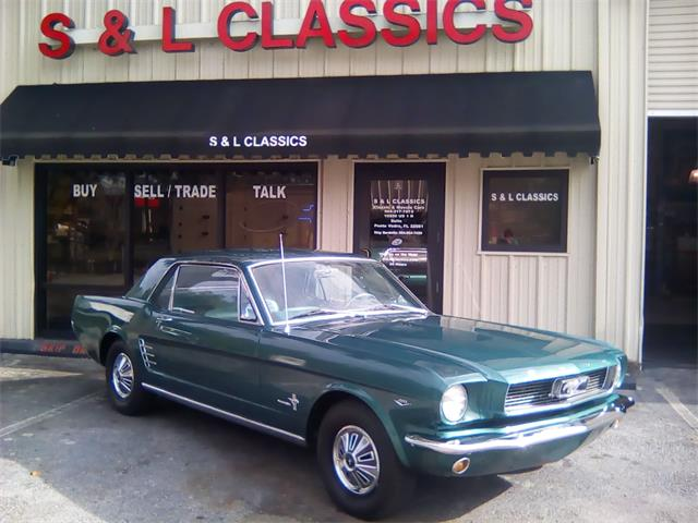 Picture of '66 Mustang - PA2V