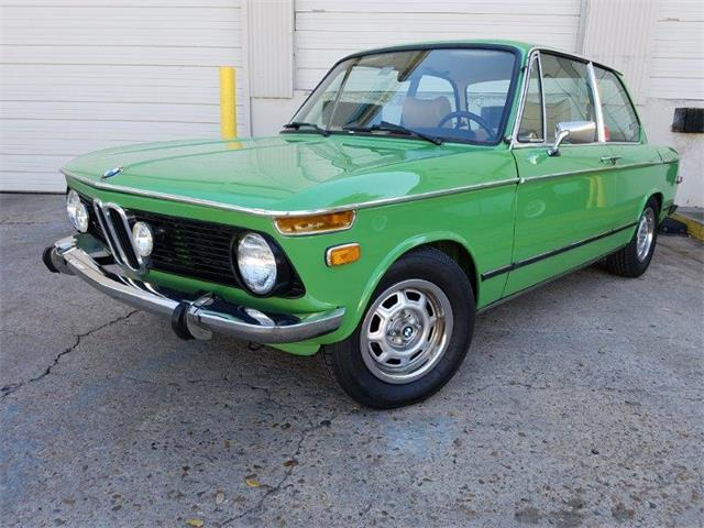 1974 To 1976 Bmw 2002 For Sale On Classiccars Com