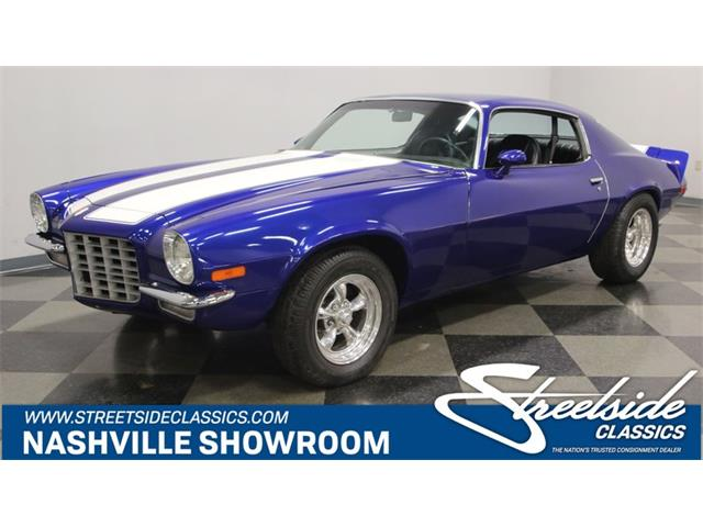 1973 Chevrolet Camaro For Sale On Classiccars Com