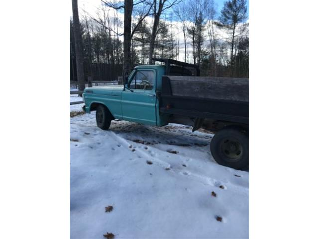 Picture of '67 Ford F350 located in Cadillac Michigan - PA4C