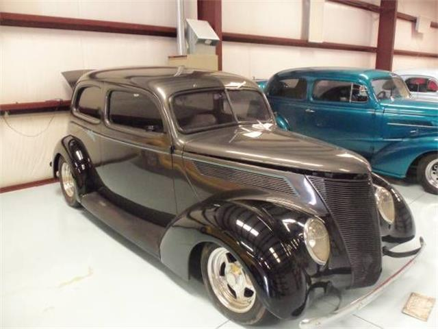 Picture of '37 Ford Humpback located in Michigan Offered by  - PA4S