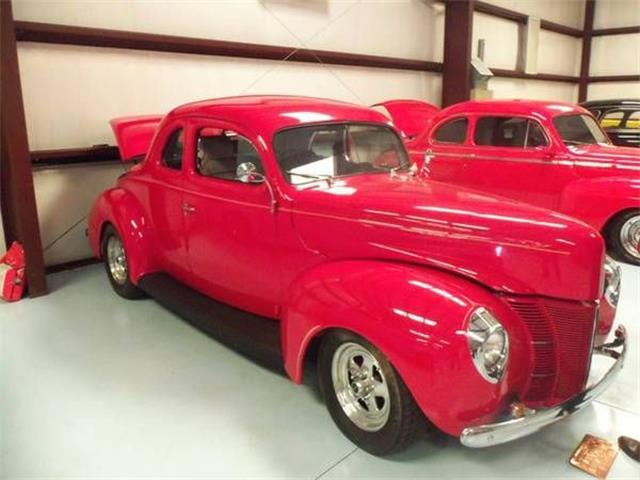 Picture of '40 Ford Business Coupe located in Cadillac Michigan - $43,995.00 - PA4Y