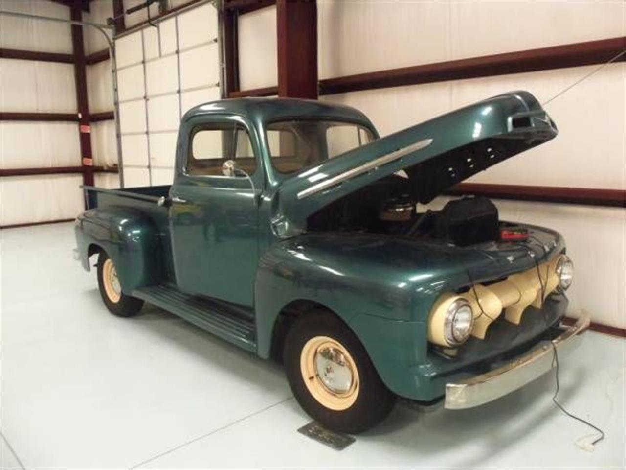 Large Picture of '52 F100 - PA4Z
