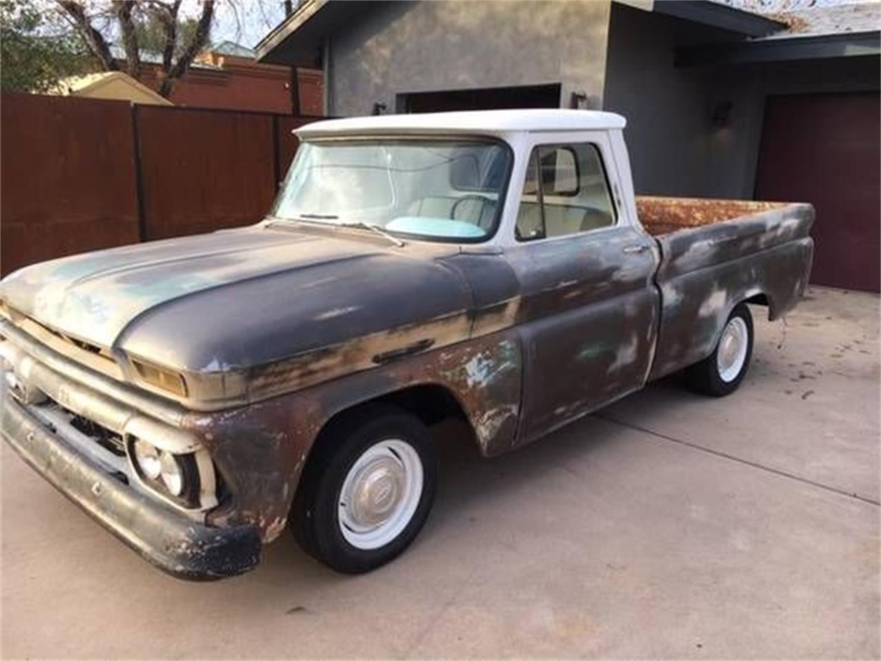 Large Picture of '66 GMC Pickup - $14,495.00 Offered by Classic Car Deals - PA5I
