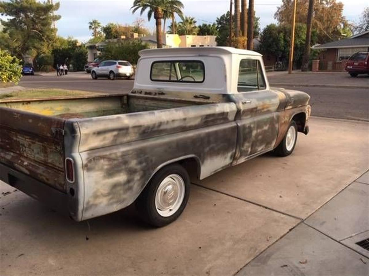 Large Picture of Classic 1966 GMC Pickup located in Cadillac Michigan Offered by Classic Car Deals - PA5I