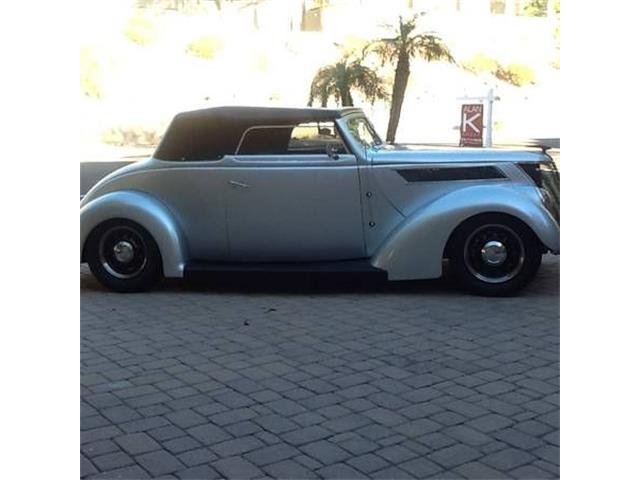 Picture of '37 Cabriolet - PA5X