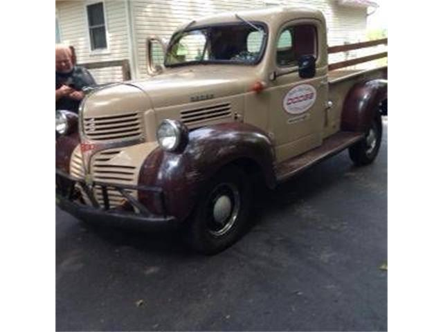 Picture of Classic '41 Dodge Pickup located in Michigan - $21,495.00 - PA6F