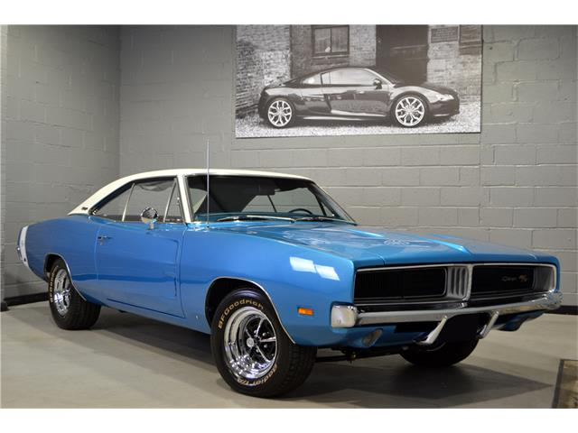 Picture of Classic 1969 Charger R/T - P2UO