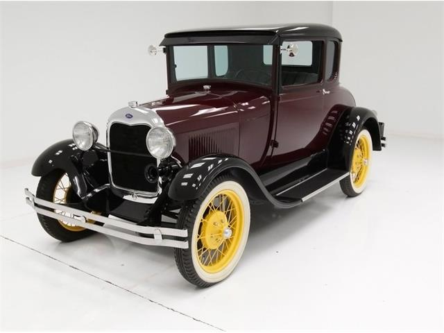 Picture of '29 Model A - P3IO
