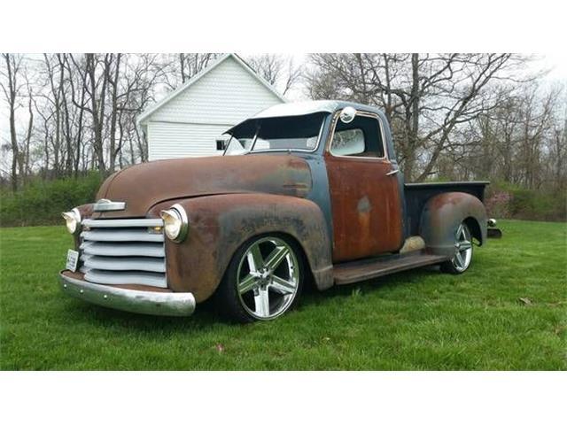 1950 Chevrolet 3100