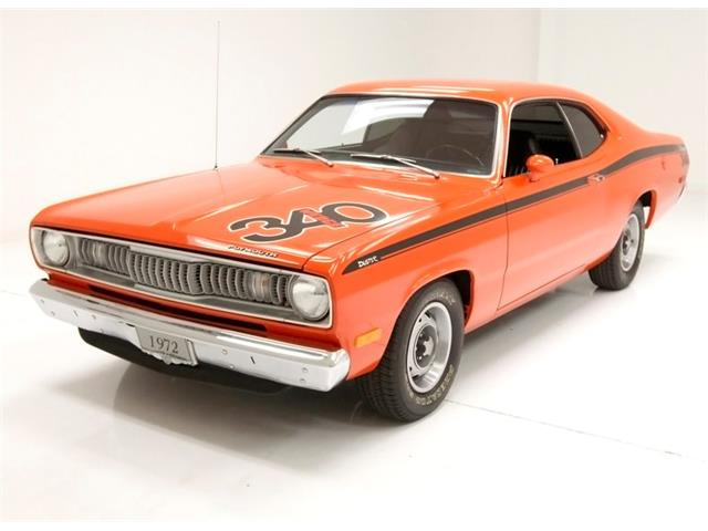 Picture of '72 Duster - P3IP