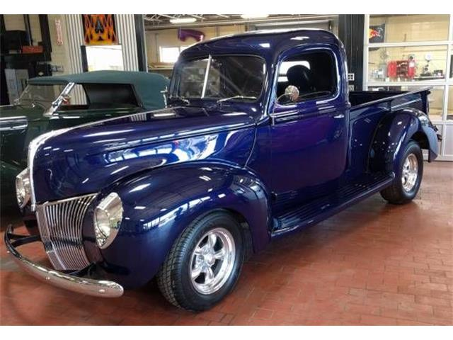 Picture of '40 Pickup - PA7B