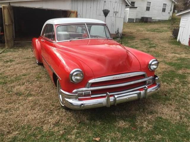 1950 To 1952 Chevrolet Deluxe For Sale On Classiccars Com