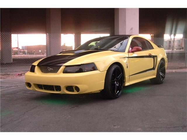 Picture of '04 Mustang - P3IR