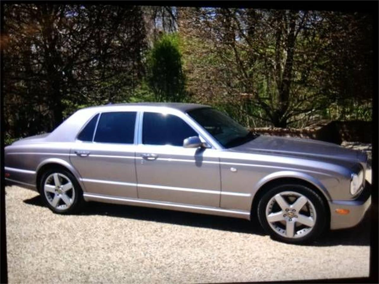 Large Picture of '02 Arnage - PA80