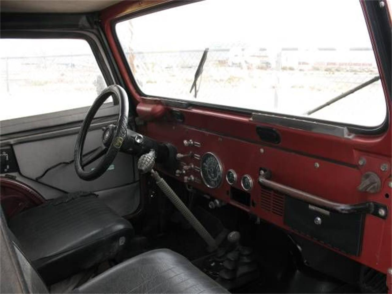 Large Picture of 1978 Jeep CJ5 located in Michigan - $9,495.00 Offered by Classic Car Deals - PA83