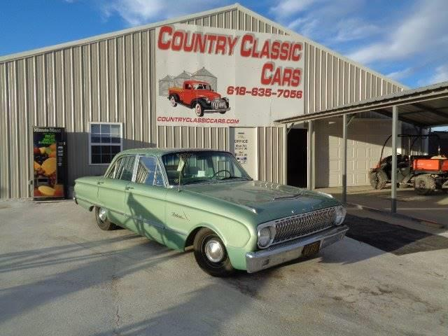 Picture of 1962 Ford Falcon located in Staunton Illinois Offered by  - PA9P