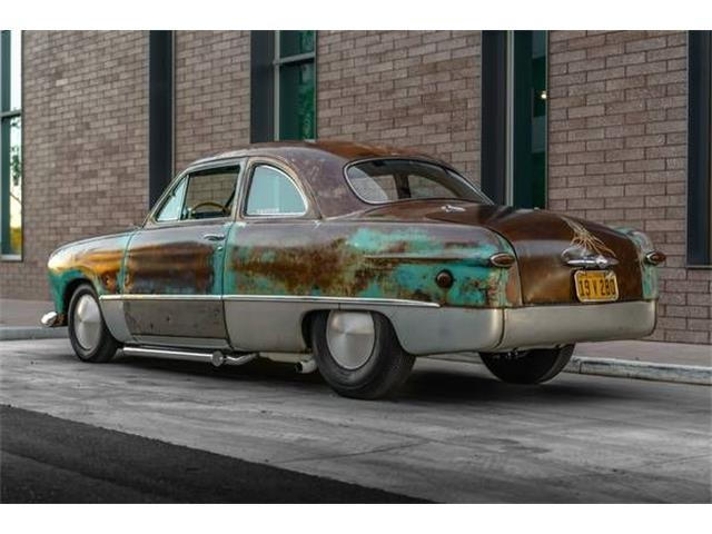 Picture of '49 Ford Business Coupe located in Cadillac Michigan - $45,495.00 Offered by  - PAA9