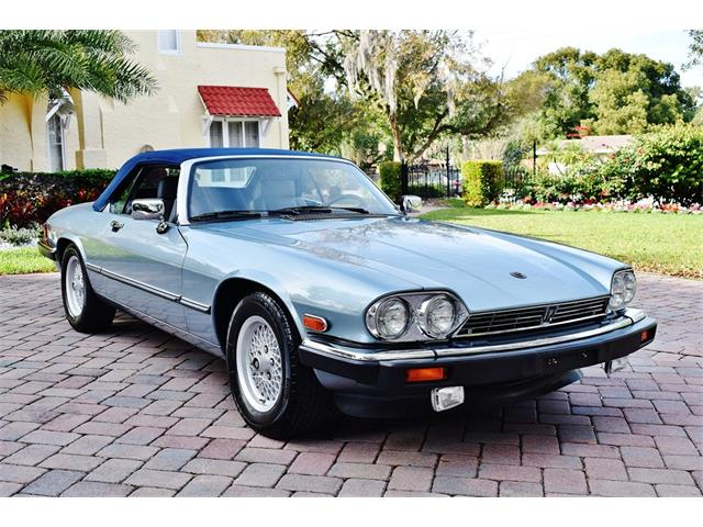 Classic Jaguar Xjs For Sale On Classiccars Com