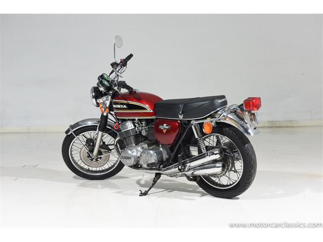 Picture of '75 Motorcycle - PAAT