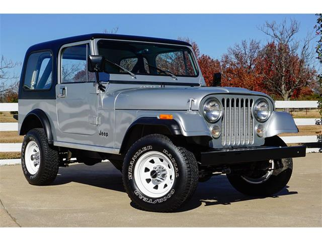 Picture of '82 CJ7 - P3J6
