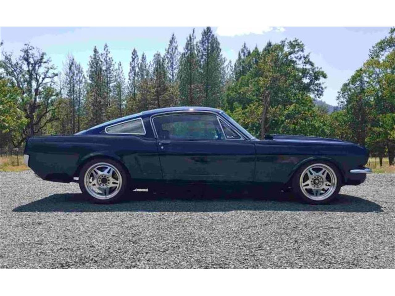 Large Picture of '66 Mustang - PACC