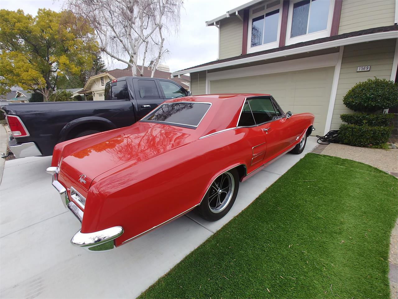 Large Picture of '64 Riviera - PACD