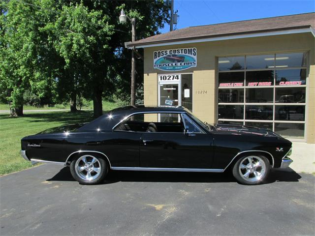 Picture of Classic 1966 Chevrolet Chevelle SS located in Michigan Offered by  - PACP