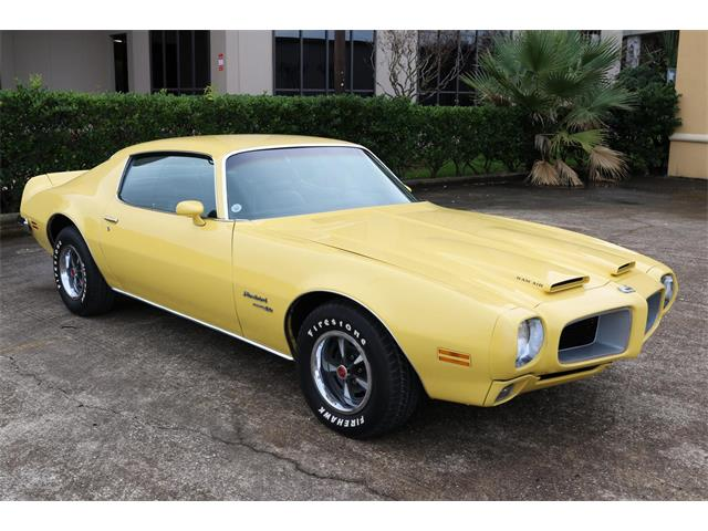 Picture of Classic 1970 Firebird Formula located in Texas Offered by  - PACY