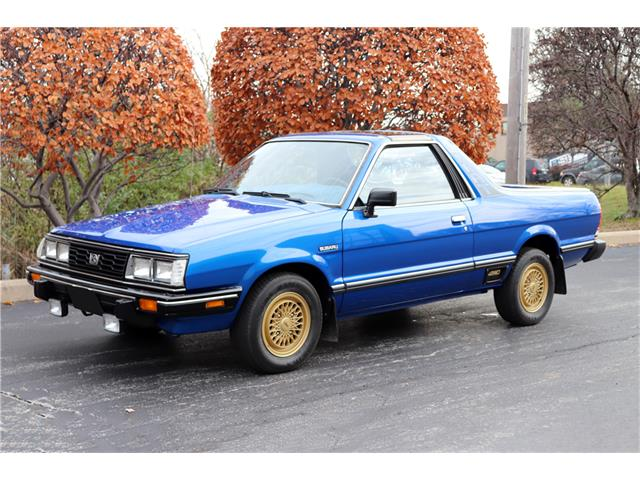 Picture of '83 Subaru Brat located in Scottsdale Arizona Offered by  - P3JB
