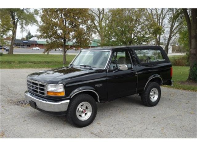Picture of '93 Bronco - PADA