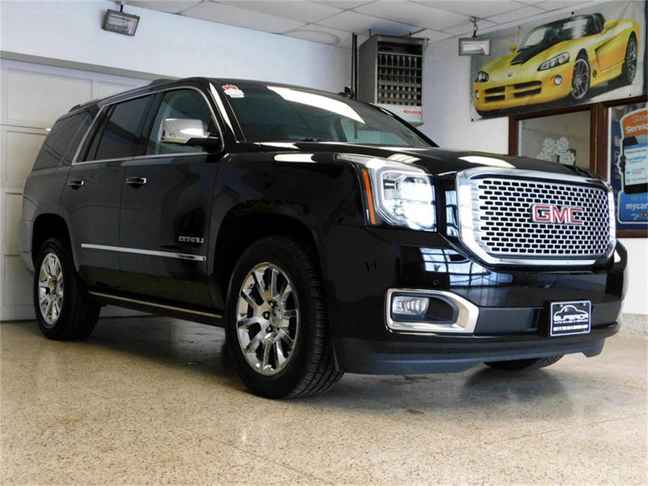 Large Picture of 2015 Yukon Denali located in New York - P3JC