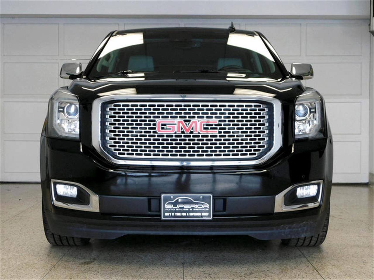 Large Picture of '15 GMC Yukon Denali located in New York - $39,500.00 Offered by Superior Auto Sales - P3JC