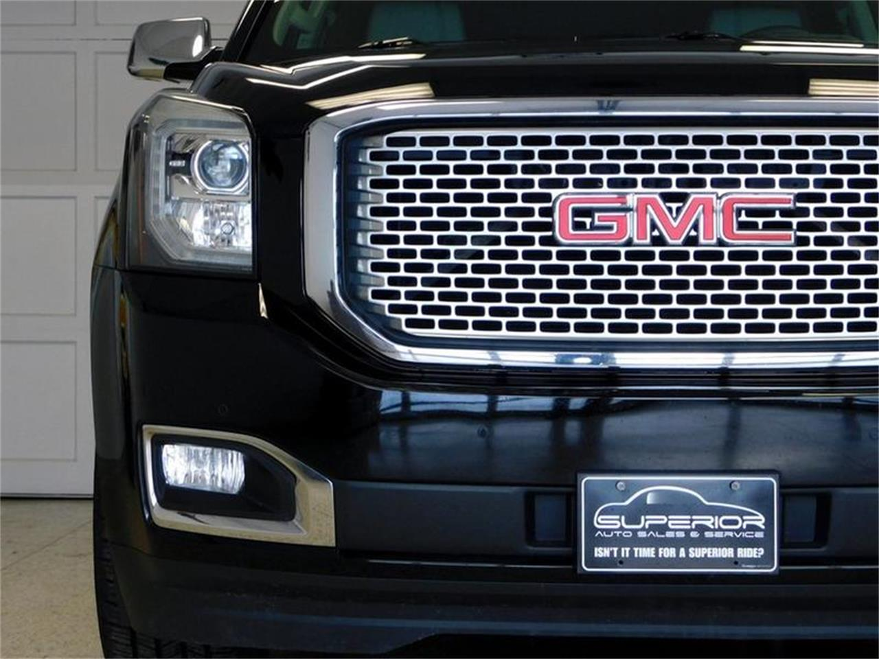Large Picture of 2015 Yukon Denali located in Hamburg New York - $39,500.00 Offered by Superior Auto Sales - P3JC