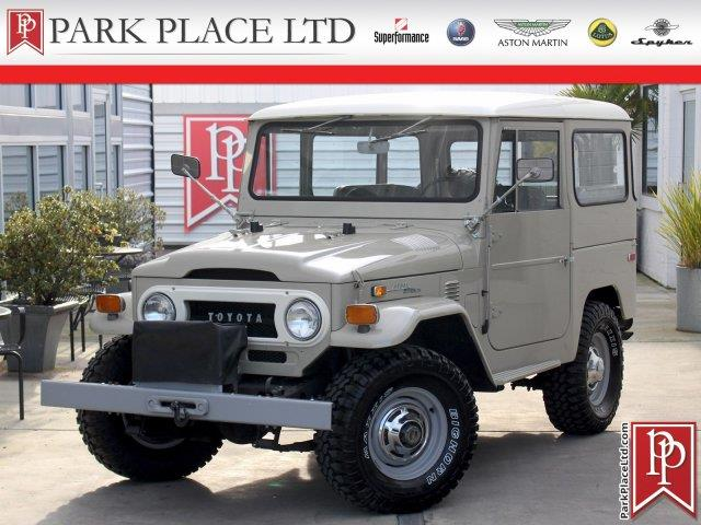 Picture of Classic '73 Land Cruiser FJ40 - PADH
