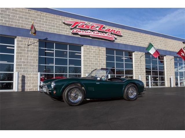 Picture of Classic 1965 Cobra located in St. Charles Missouri - $139,995.00 Offered by  - PADM