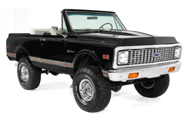 Picture of Classic 1971 Blazer located in Des Moines Iowa - $69,900.00 - PADQ