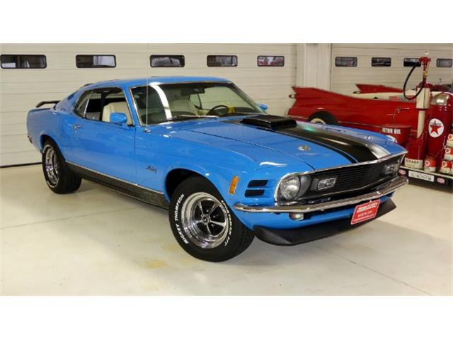Picture of '70 Ford Mustang Offered by  - PADU