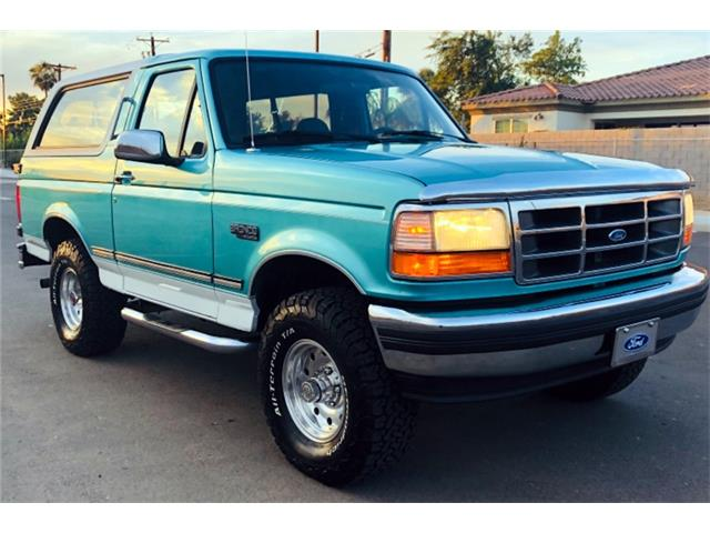 Picture of '94 Bronco located in Arizona Auction Vehicle - P3JE