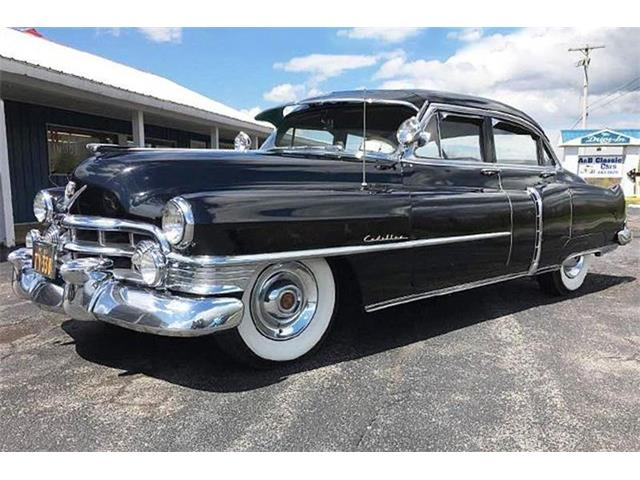 Classic Cadillac For Sale On Classiccars Com