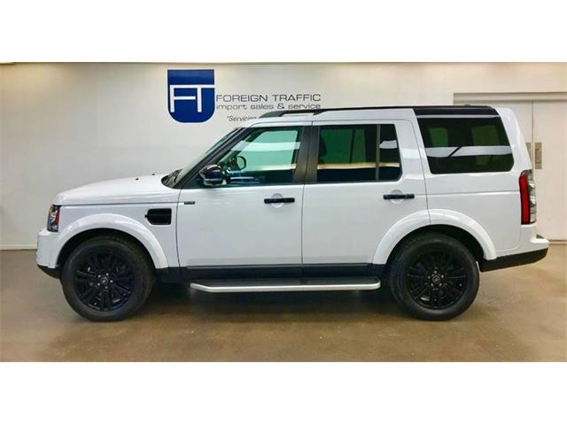 Picture of '16 Land Rover LR4 - $46,950.00 Offered by  - PAEV
