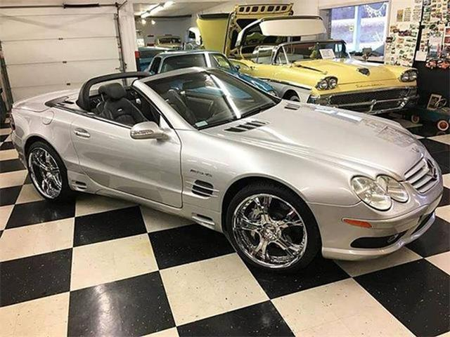Picture of 2003 Mercedes-Benz SL-Class located in New York Offered by  - PAF1