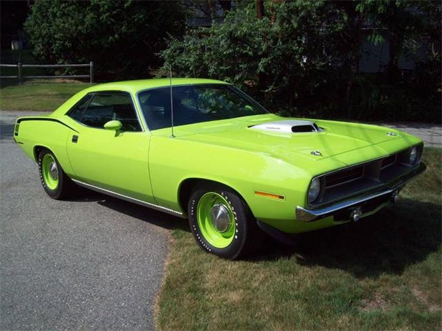 Picture of Classic '70 Barracuda - $459,000.00 Offered by  - PAF3