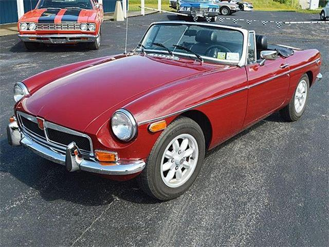 Picture of 1974 MG MGB located in Malone New York Auction Vehicle - PAF4