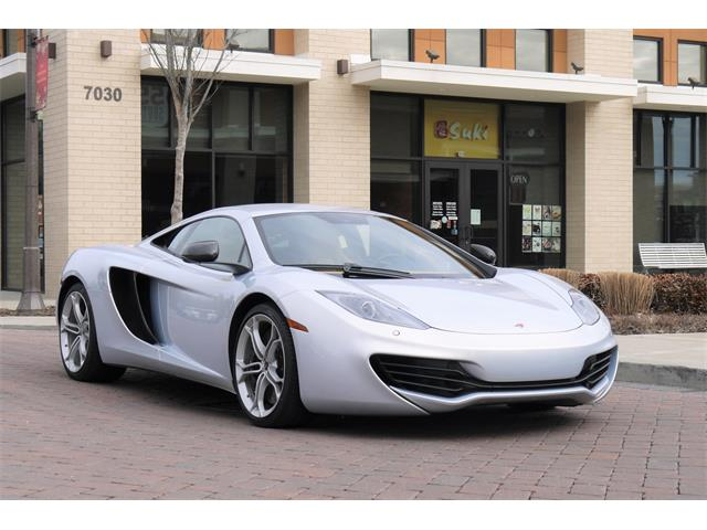 Picture of '12 MP4-12C - PAF8
