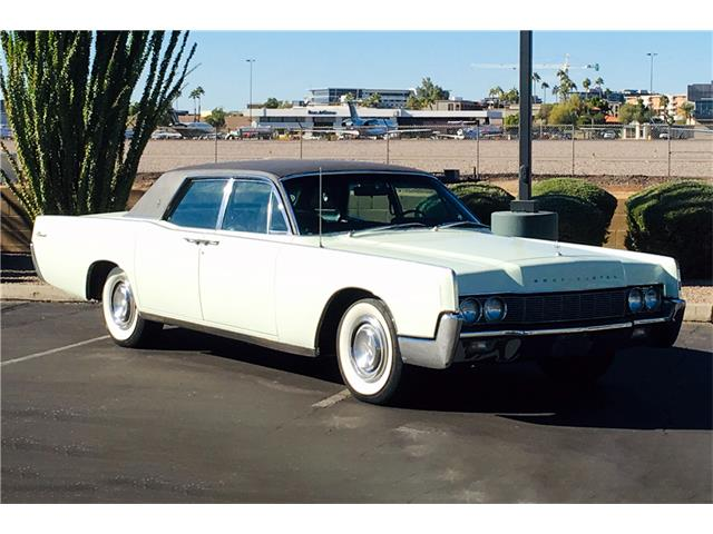 Picture of '67 Continental - P3JK