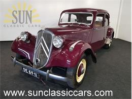 Picture of Classic '55 Traction Avant - $17,150.00 Offered by E & R Classics - PAFK