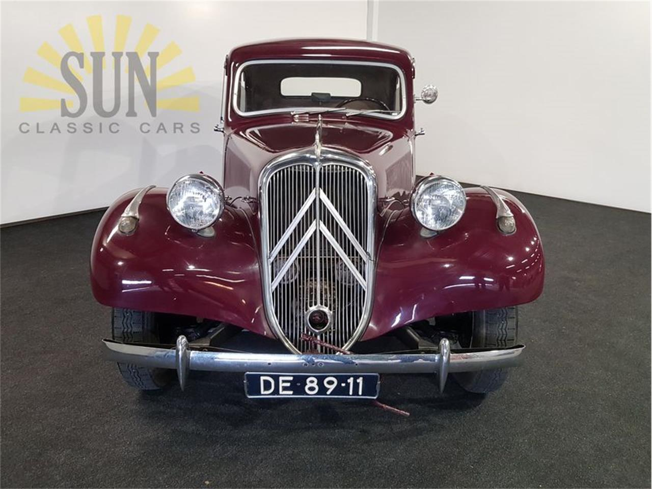 Large Picture of Classic '55 Traction Avant located in Waalwijk Noord-Brabant - $17,150.00 - PAFK