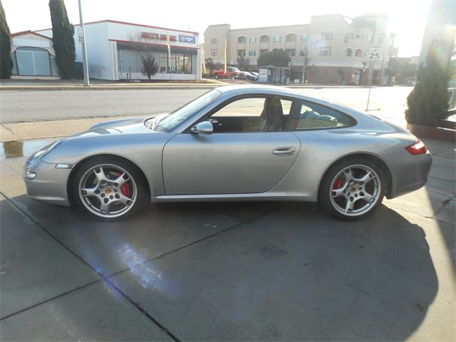 Picture of '06 911 Carrera 4S - PAG1