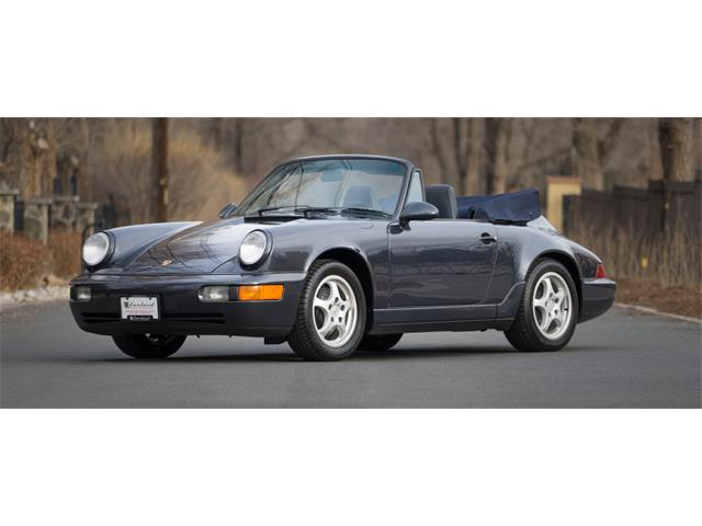 Picture of 1992 964 Carrera 2 Cabriolet located in Colorado - PAGL